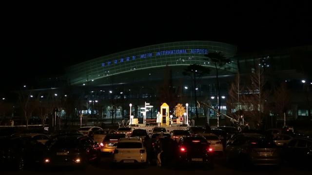 車內露天音樂會-韓國機場篇劇照 2