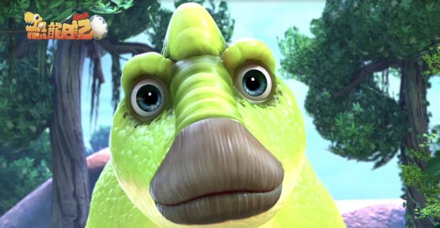 豬豬俠之恐龍日記第3集【危險的沼澤】 線上看