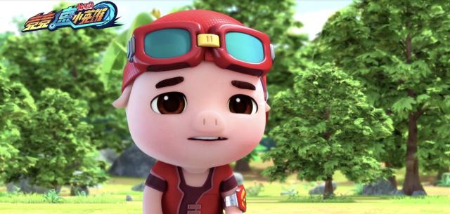 豬豬俠之競速小英雄 全集第4集【瘋狂餐廳?小呆呆!】 線上看