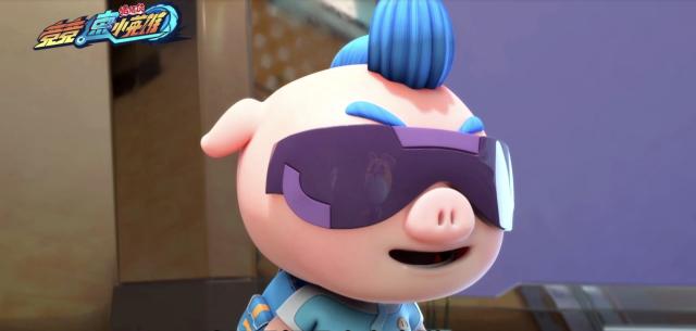 豬豬俠之競速小英雄 全集第8集【噗噗蛋,不想長大?】 線上看