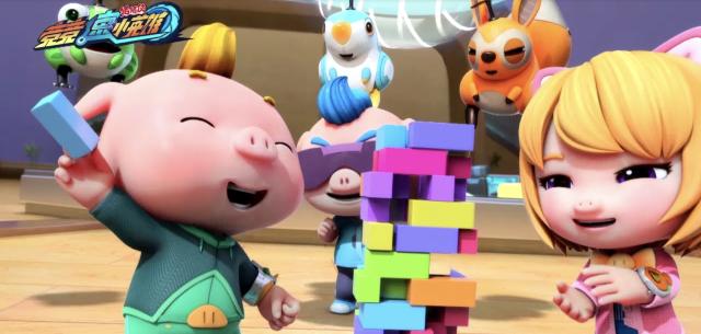 豬豬俠之競速小英雄 全集第20集【開放日?熊孩子危機!】 線上看