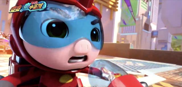 豬豬俠之競速小英雄 全集第26集【決賽?浴火重生!】 線上看