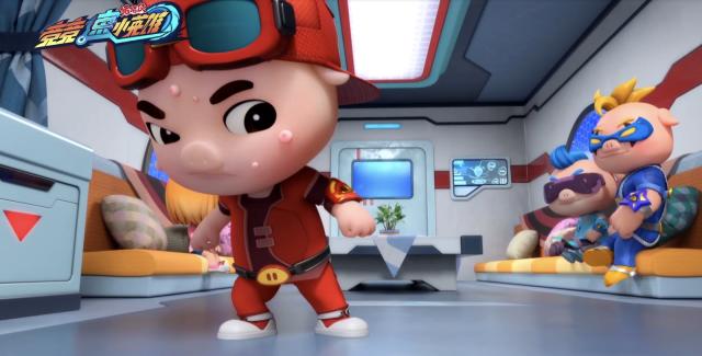 豬豬俠之競速小英雄第59集【謎團!是誰在搗亂?】 線上看