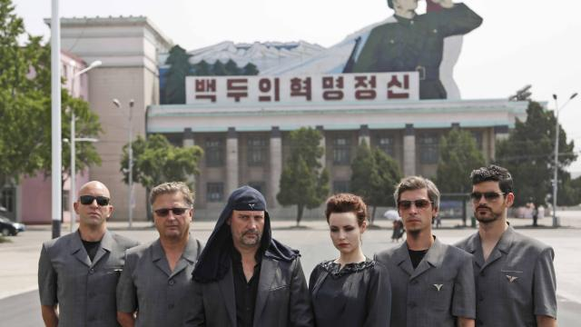 北韓搖滾解放日預告片 01
