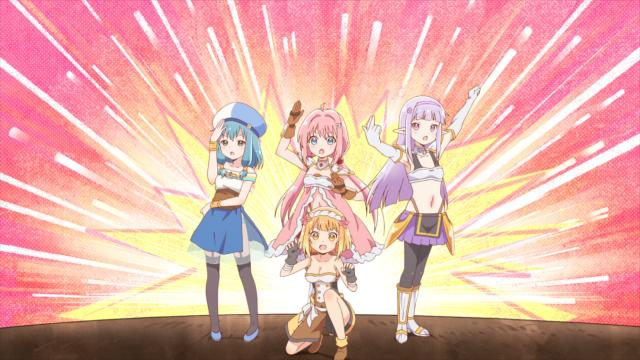 ENDRO!第2集【魔王、散落在夕陽下~!】 線上看