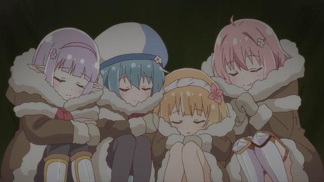 ENDRO!第10集【雪山之夢~!】 線上看