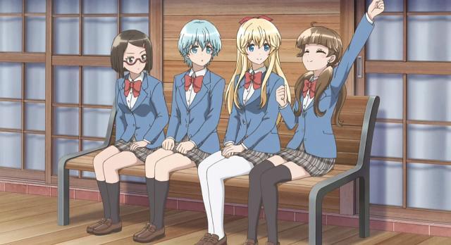 放學後桌遊俱樂部第12集【我們最喜歡的地方】 線上看