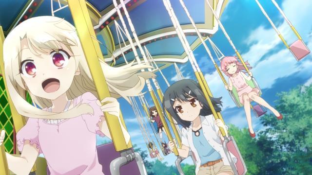 魔法少女☆伊莉雅 2wei Herz!第4集【主題樂園.大驚慌!】 線上看