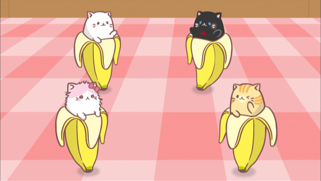 香蕉喵第2集【香蕉喵的夥伴們 喵】 線上看
