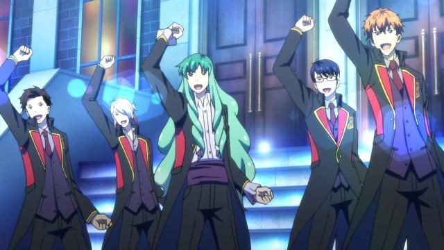 高校星歌劇 OVA第2集 線上看