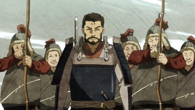 Angolmois 元寇合戰記第9集【山城攻防戰】 線上看