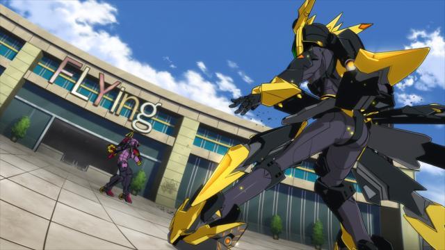 Active Raid 機動強襲室第八組 第一季第9集【以LOGOS之名】 線上看