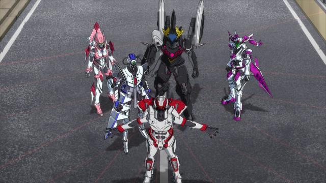 Active Raid 機動強襲室第八組 第一季第12集【為他人存在的秩序】 線上看