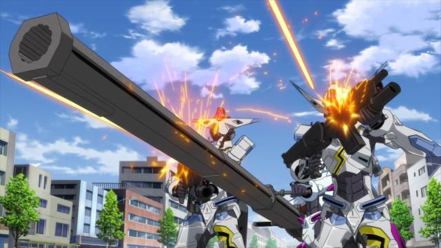 Active Raid 機動強襲室第八組 第二季第3集【天使與破壞神】 線上看