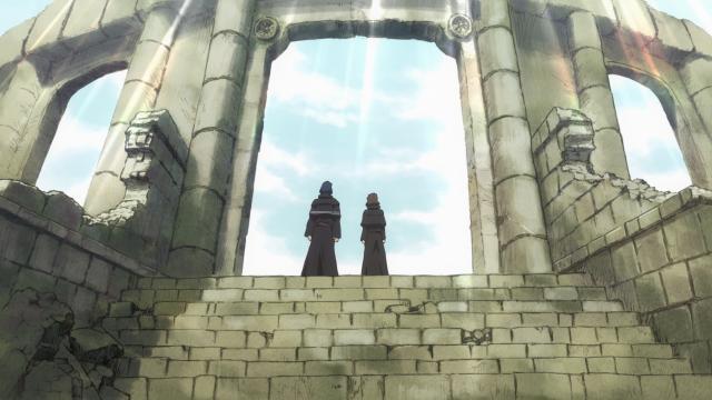 魔術士歐菲流浪之旅OVA【天人的遺產】 線上看