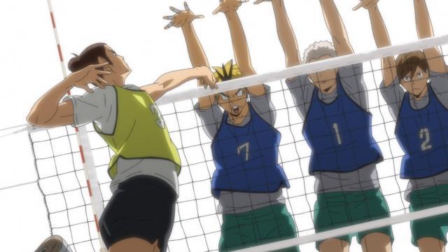 排球少年TO THE TOP第8集【挑戰者】 線上看