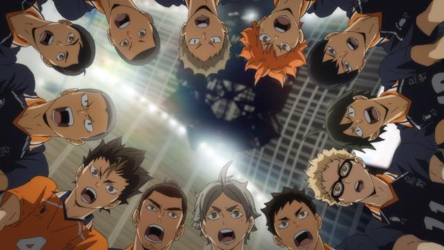 排球少年TO THE TOP第10集【戰線】 線上看