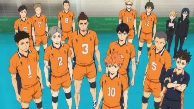 排球少年TO THE TOP第13集【第2天】 線上看