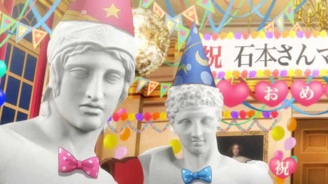石膏BOYS 全集第11集【倦鳥歸巢】 線上看