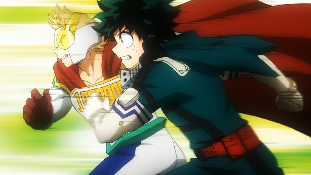我的英雄學院 第四季第70集【GO!!】 線上看