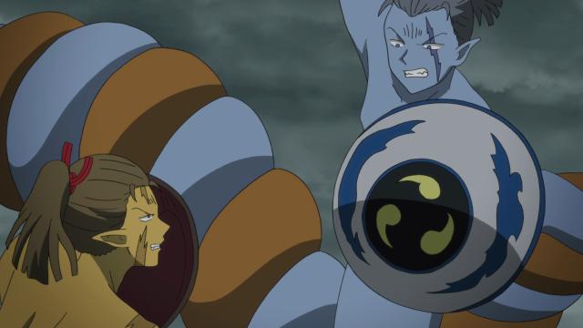 半妖的夜叉姬第10集【金色和銀色的七彩珍珠】 線上看