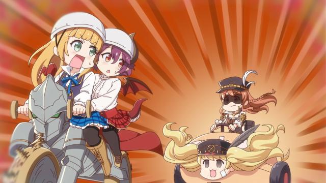 小碧藍幻想!第10集【重繪龍姬】 線上看