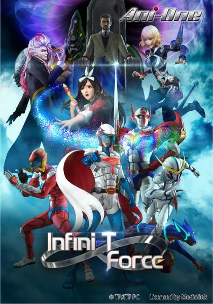 Infini-T Force線上看