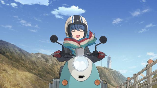 搖曳露營△ 第二季第2集【歲末的單人露營女孩】 線上看