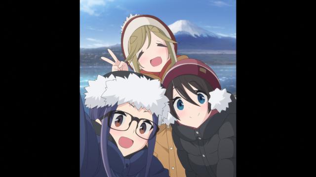 搖曳露營△ 第二季第6集【大間間海岬之冬】 線上看