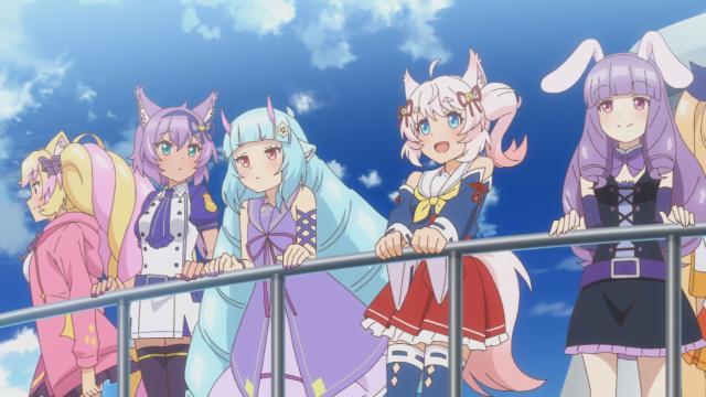 搖滾少女!! STARS!!第8集【跑者高潮】 線上看