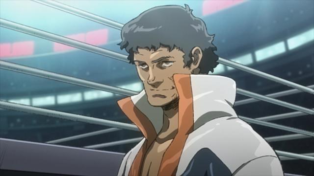 機甲拳擊 第二季第8集【彩虹在終結的開端 畫出弧線】 線上看