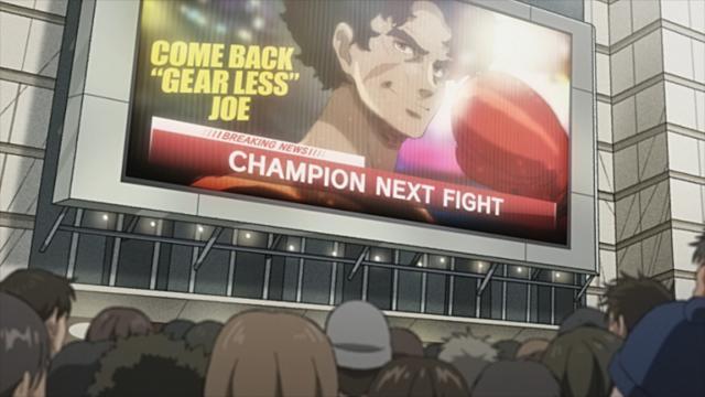 機甲拳擊 第二季第10集【過去的敗北與幸運之兆同在】 線上看