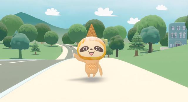 冰冰冰 冰淇淋君第3集【慢~悠悠的芒芒瀨】 線上看