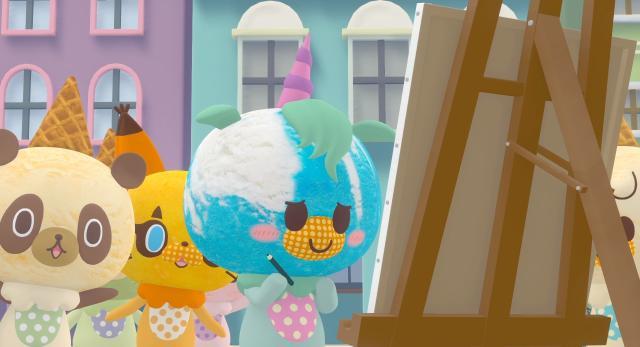 冰冰冰 冰淇淋君第4集【別誇人家啦】 線上看