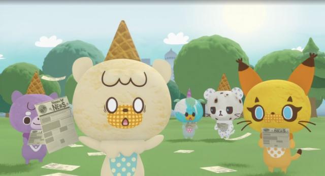 冰冰冰 冰淇淋君第11集【尋找傳說中的巨龍】 線上看