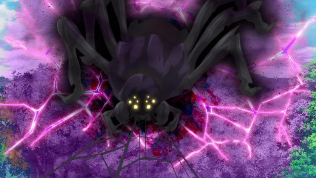 月光下的異世界之旅第2集【災難的黑蜘蛛】 線上看