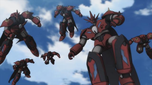 蓋特機器人ARC第3集【ARC出動】 線上看