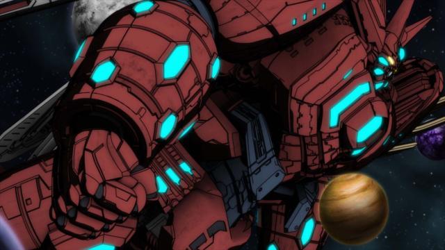 蓋特機器人ARC 第10集劇照 1