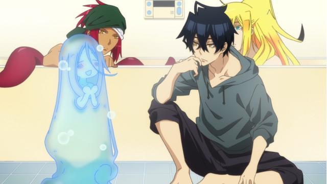 我家浴室的二三事 全集第4集【若狹的朋友狀況.三國篇】 線上看