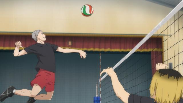 排球少年OVA 1: 列夫前來拜見!劇照 1