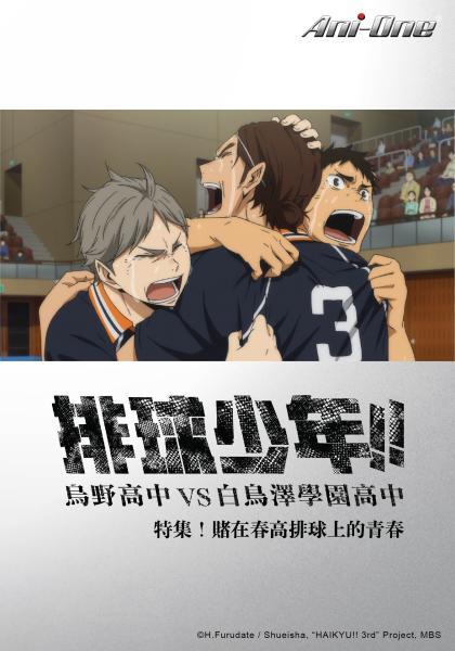 排球少年OVA 3: 特集!賭在春高排球上的青春線上看