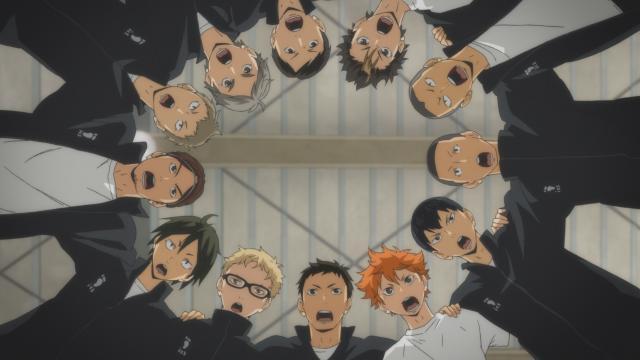 排球少年OVA 3: 特集!賭在春高排球上的青春劇照 1
