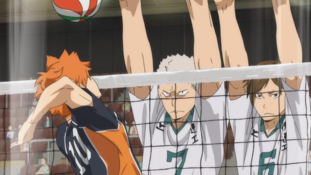 排球少年!! 全集第17集【鐵壁】 線上看