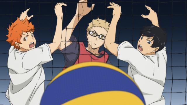 排球少年!! SECOND SEASON 全集第1集【去東京吧】 線上看