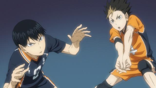 排球少年!! SECOND SEASON 全集第3集【村人B】 線上看