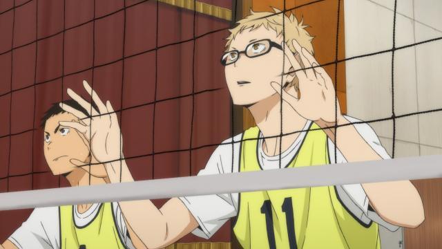 排球少年!! SECOND SEASON 全集第8集【幻覺英雄】 線上看
