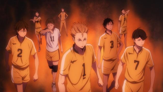 排球少年!! SECOND SEASON 全集第15集【遊樂場】 線上看