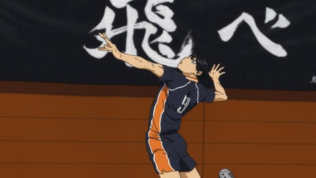 排球少年!! 烏野高中 VS 白鳥澤學園高中第9集【一群排球笨蛋】 線上看