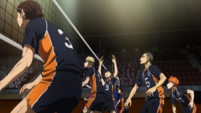 排球少年!! 烏野高中 VS 白鳥澤學園高中第10集【理念的戰鬥】 線上看