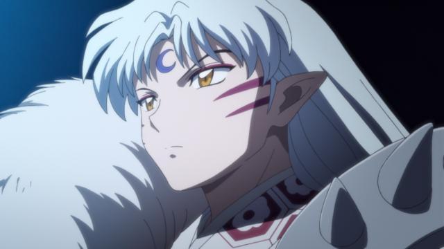 半妖的夜叉姬 第二季第3集【銀鱗的詛咒】 線上看